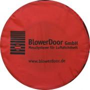 BlowerDoor ventilator afdekdoek