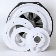 BlowerDoor Ventilator